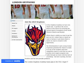 londongryphons.weebly.com