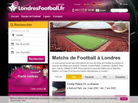 londresfootball.fr