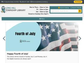 longhilllibrary.org