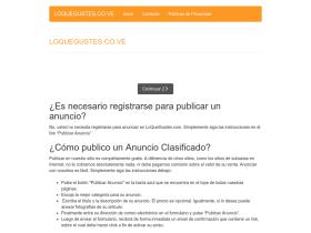 loquegustes.co.ve