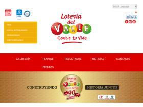 loteriadelvalle.com