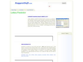 lottery-prediction.suggestsoft.com