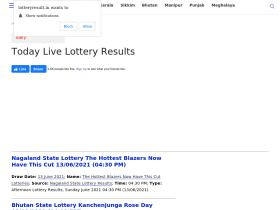 20 Similar Sites Like Rattanlottery com - SimilarSites com