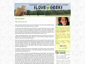 love-geek.net