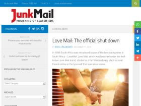 lovemail.co.za