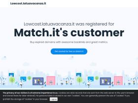 lowcost.latuavacanza.it
