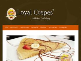 loyalcrepes.com