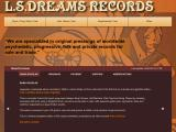 lsdreamsrecords.com