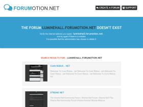 luminehall.forumotion.net