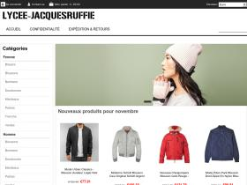 lycee-jacquesruffie.fr