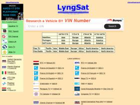 Lyngsat com Analytics - Market Share Stats & Traffic Ranking