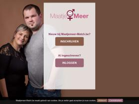maatjemeer-match.be