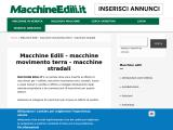 macchineedili.it