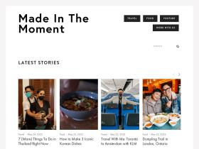 madeinthemoment.com