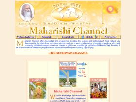 maharishichannel.in