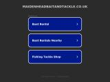 maidenheadbaitandtackle.co.uk