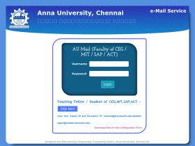mail.annauniv.edu