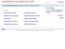 mail.ensemble-palaisroyal.com
