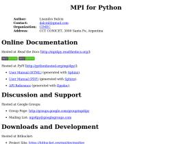 mail.scipy.org