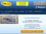 mainlinesnoringsolutions.com