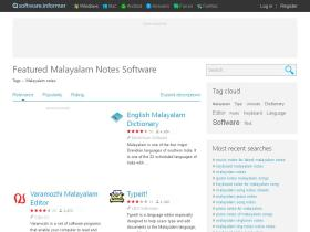 malayalam-notes.software.informer.com