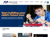 malayanscience.edu.ph
