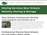 maloneymoving.net