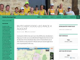 maltbyrunningclub.co.uk