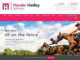 manderhadley.co.uk