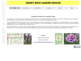 mandybeckgardendesign.co.uk