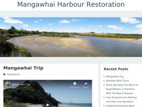 mangawhaiharbourrestoration.co.nz