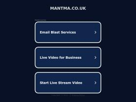 mantma.co.uk