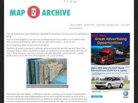 maparchive.org