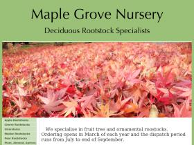 maplegrovenursery.com.au