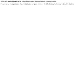 maps-of-croatia.co.uk