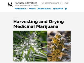 marijuanaalternatives.com