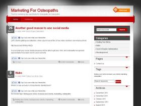 marketingforosteopaths.com