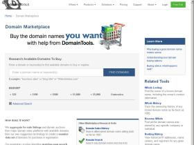 marketplace.domaintools.com