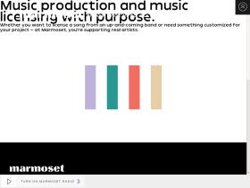 marmosetmusic.com