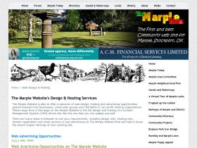 marplewebsitedesign.co.uk