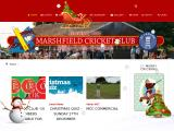 marshfieldcricketclub.co.uk