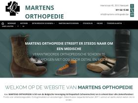 martens-orthopedie.be