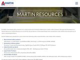 martinresources.com