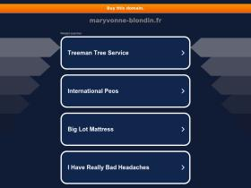 maryvonne-blondin.fr