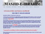 masjideibrahim.co.uk