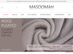 masoomah.co.uk