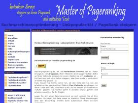 master-pageranking.de