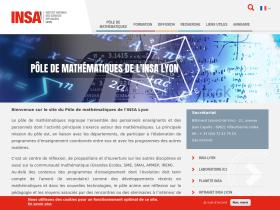 maths.insa-lyon.fr