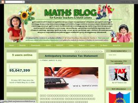 mathsblog.in