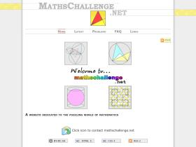 mathschallenge.net